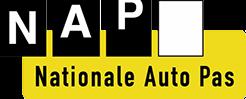 Logo van het NAP